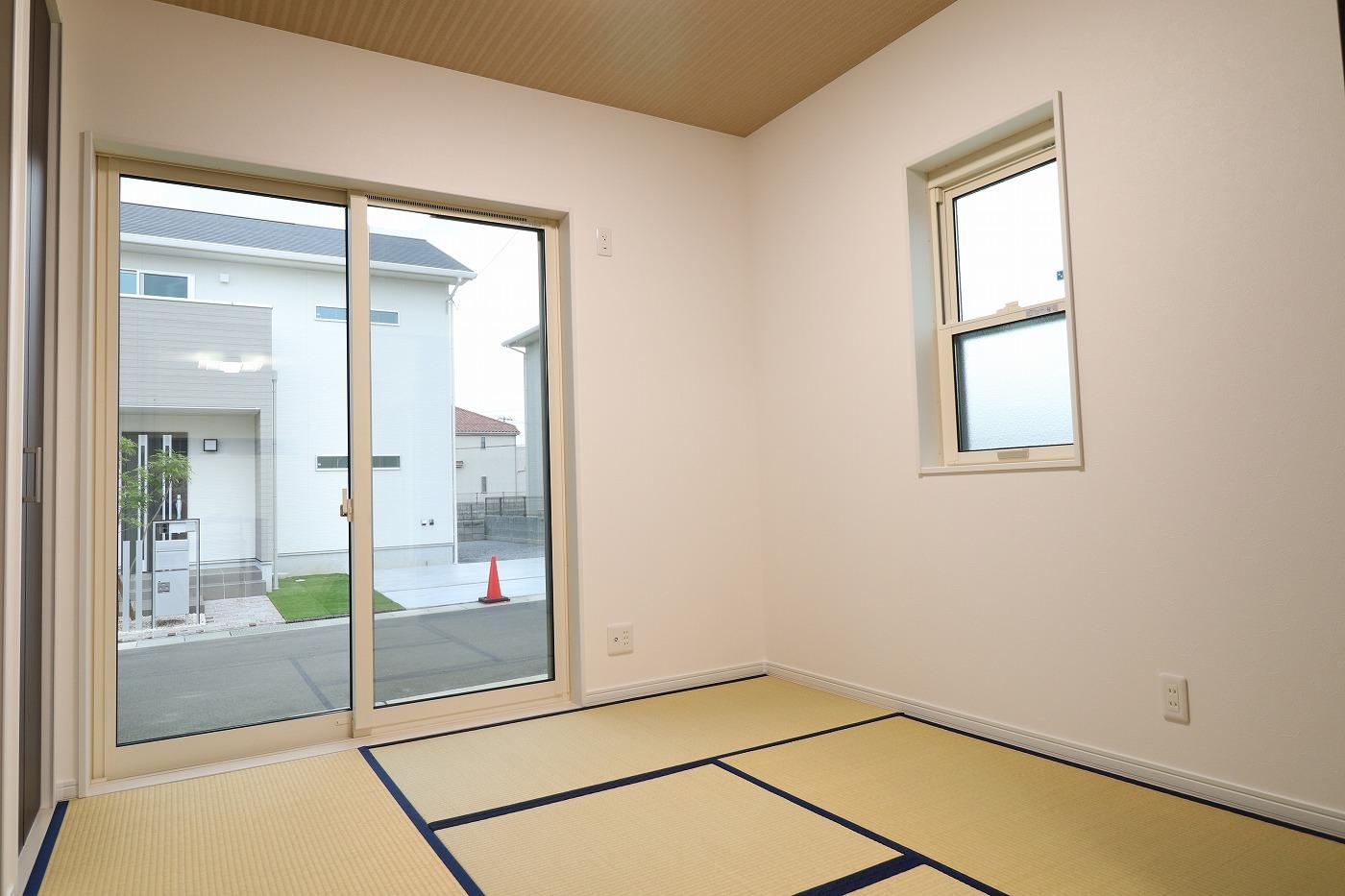 高松市林町の新築建売住宅の和室