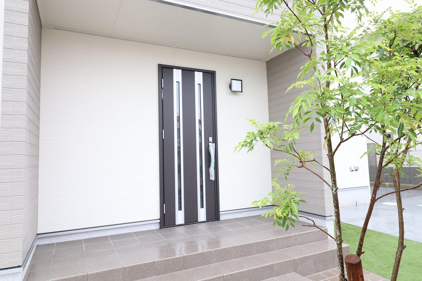 高松市林町の新築建売住宅の外観