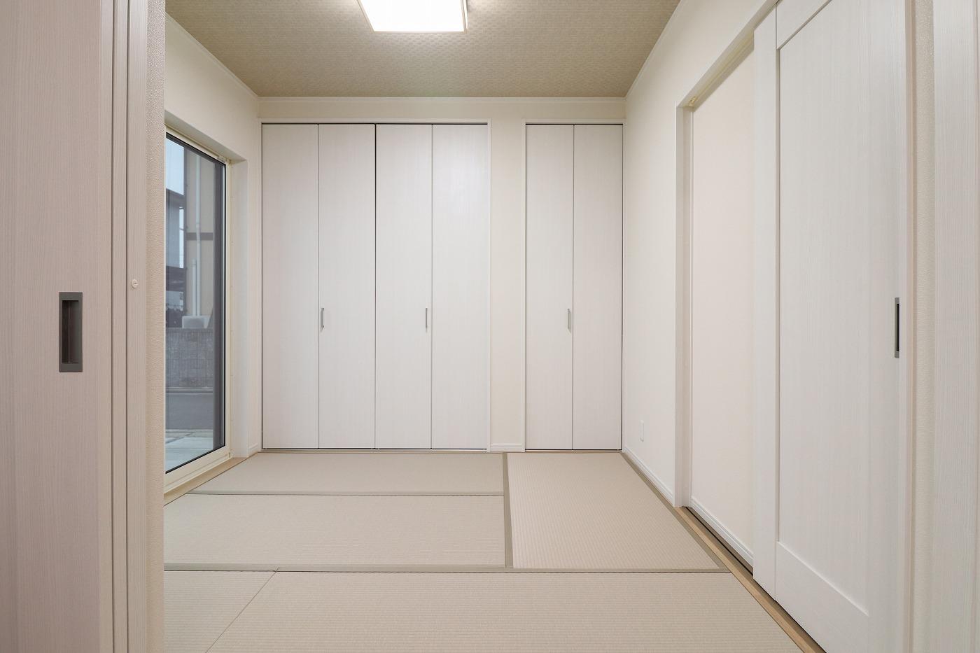 高松市木太町の新築建売住宅の和室
