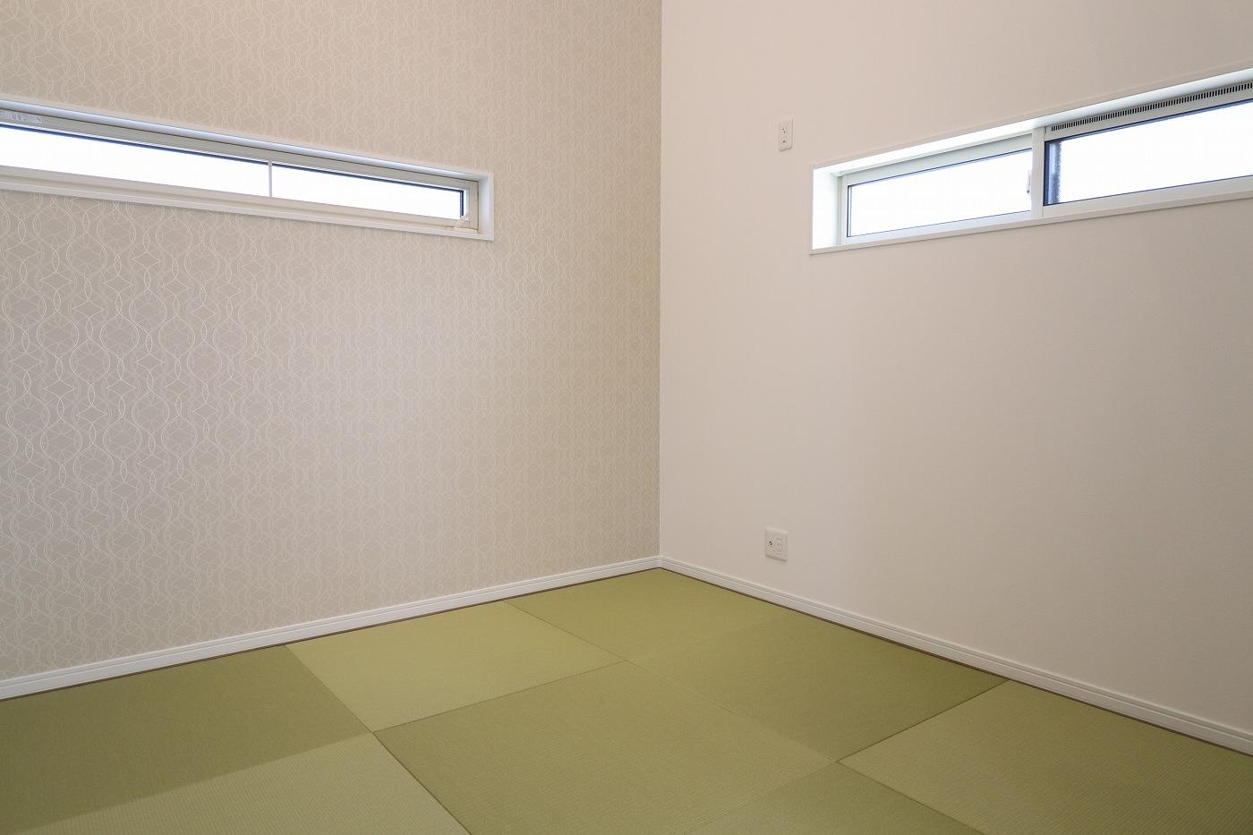 高松市木太町新築分譲建売住宅の和室