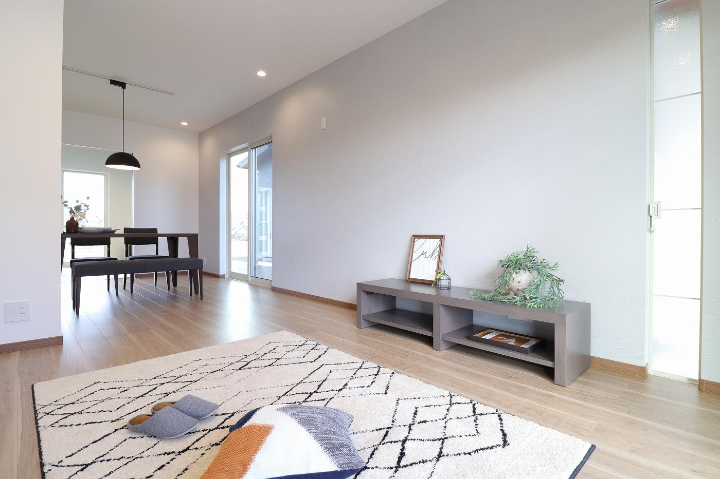 高松市仏生山町の新築建売住宅のLDK